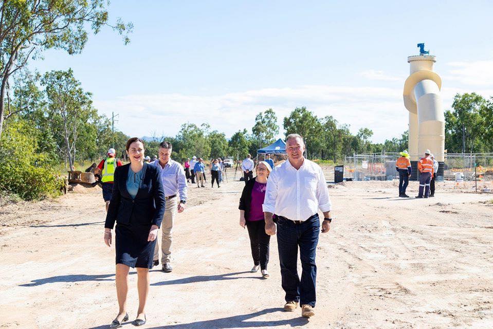 Scott Stewart Queensland Resources Minister