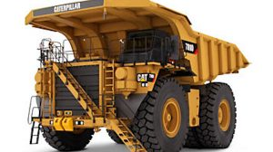 cat autonomous haulage system