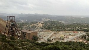 mount lyell mine