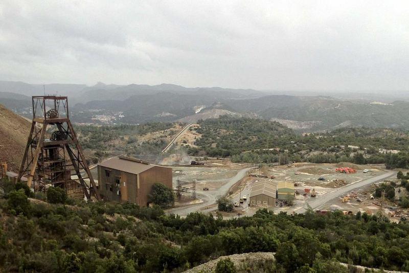 mount lyell mine