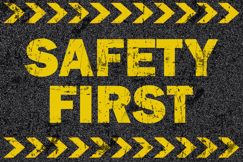 Putting safety at the top of the Christmas list this holiday season