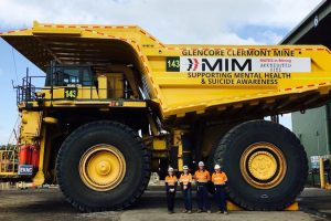 Miners make mates' mental health a priority