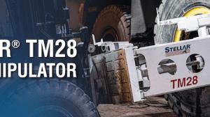 Stellar® TM28 Tire Manipulator