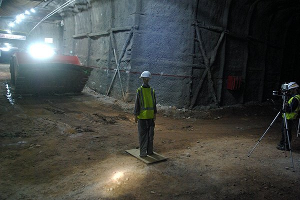 UP's Vehicle Dynamics Group to boost UG mine safety with new testing facility