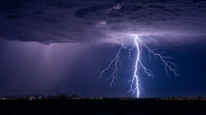 Tyre explosion following lightning strike in QLD coal mine