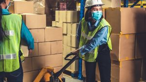 Importing PPE into Australia