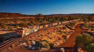 BHP Newman Western Australia.