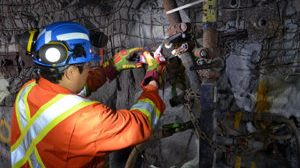 Industrial IoT Solutions for Underground Communications