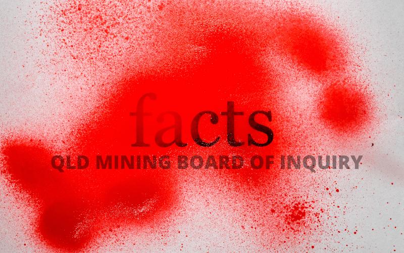 Queensland coal board of inquiry