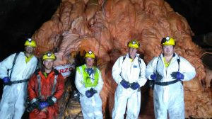 Pike River miners reach rocs plu