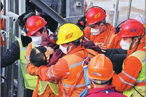 chinese mining accident