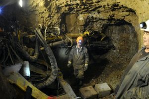 russian gold mine accident