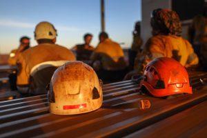 Building mining teams