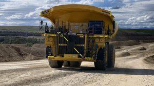 Australia's first low-emission Tier 4 Final Ultraclass mining truck commissioned by Komatsu
