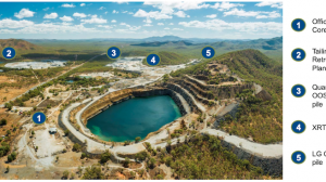 EQR ENGAGES ROCK FINANCIAL ADVISORY FOR GOVERNMENT AND COMMERCIAL FUNDING OF MT CARBINE EXPANSION PLANS