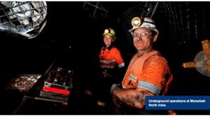 Moranbah North coal mine