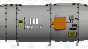 Minetek delivers on custom ventilation solution