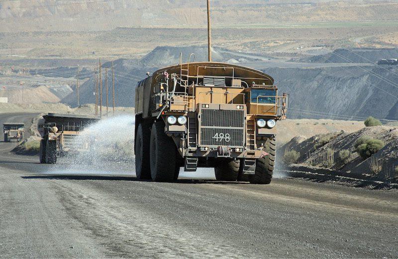 Global road technologies dust control