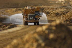 mining dust control technology GRT