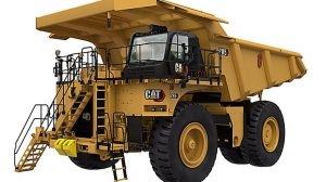 ioneer and Caterpillar complete autonomous haul truck feasibility study