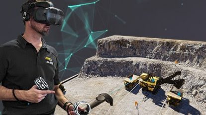 Mine Standards Training – Virtual Reality