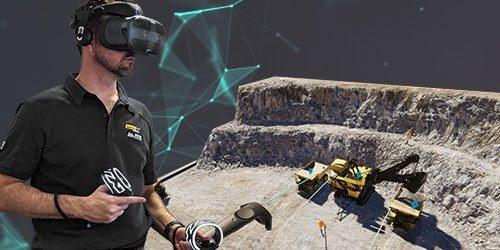 Mine Standards Training – Virtual Reality