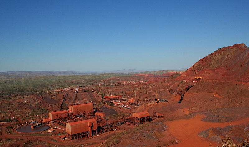 Rio spends over A$500 million with WA businesses at Tom Price mine for WTS2 expansion