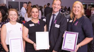 Anglo American's Liz Hansen is Queensland's Gender Diversity Champion in resources