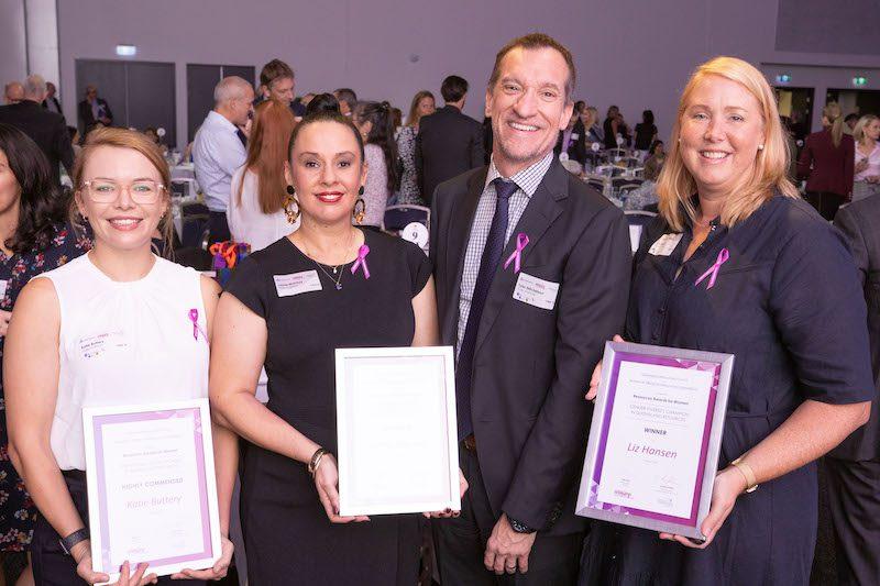 Anglo American's Liz Hansen is Queensland's Gender Diversity Champion in resources
