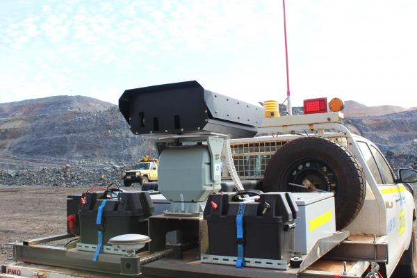 Mapping the Mine Face with Artificial Intelligence