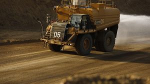 Global Road Technology unveils world-leading tool in battle to end the risk of mining dust