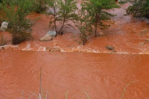 WA authorities investigate East Kimberley mine over iron ore spill into local water
