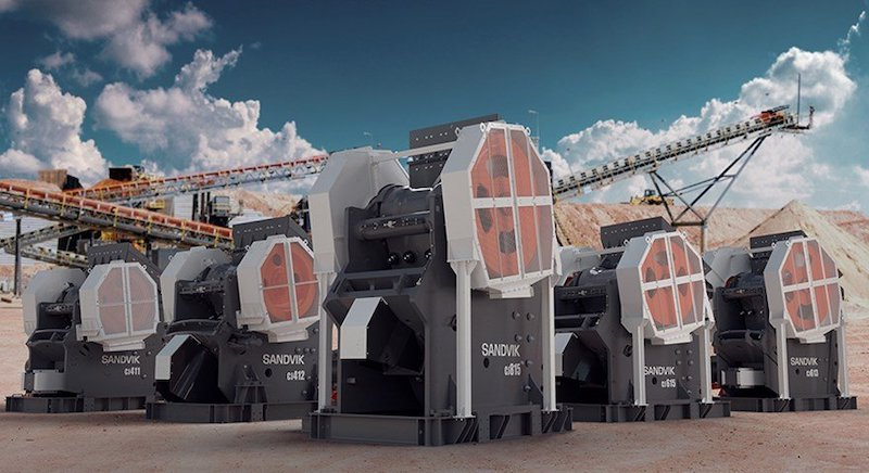 Sandvik jaw crushers now available as a plug-and-play solution with enhanced safety features