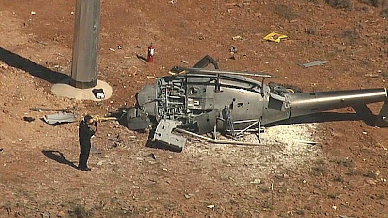 Supervision an issue in SA chopper crash