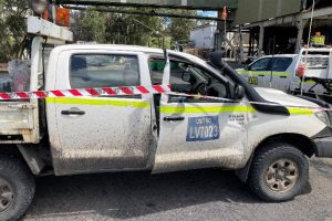 mining vehicle incident at open cut coal mine