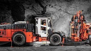 Sandvik expands battery-electric range with new top hammer longhole drill