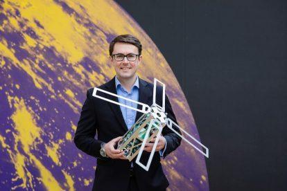 nanosatellite IoT solution for the mining