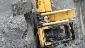 Excavator INCIDENT