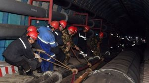 21 miners trapped in flooded coal mine in china