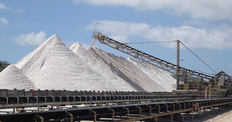 Cape Flattery Silica Mines