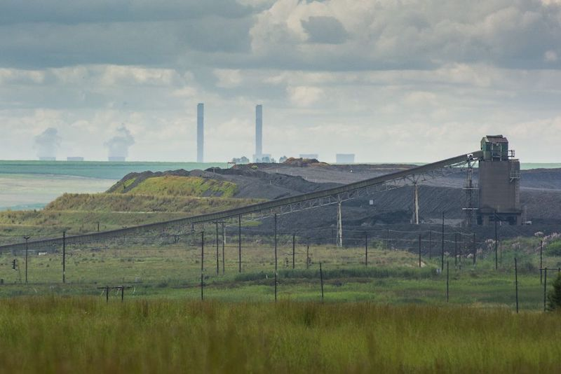 ANGLO AMERICAN TO DEMERGE SOUTH AFRICA THERMAL COAL OPERATIONS