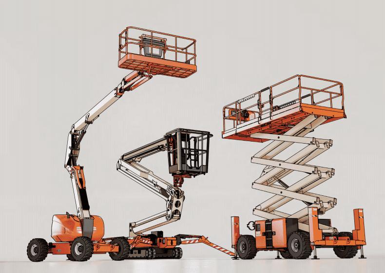 Elevating Work Platforms industry standard