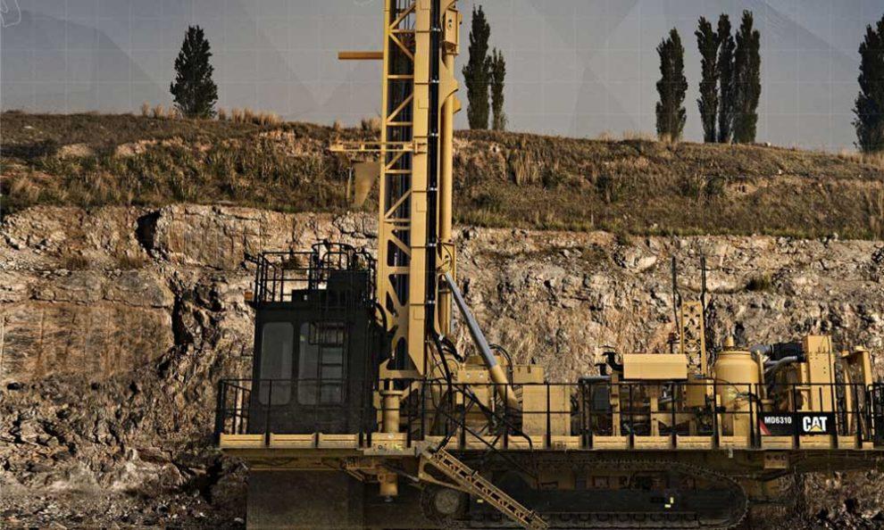 Cat MD6310 Drill