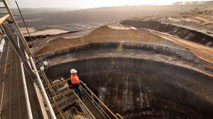 Yallourn coal mine