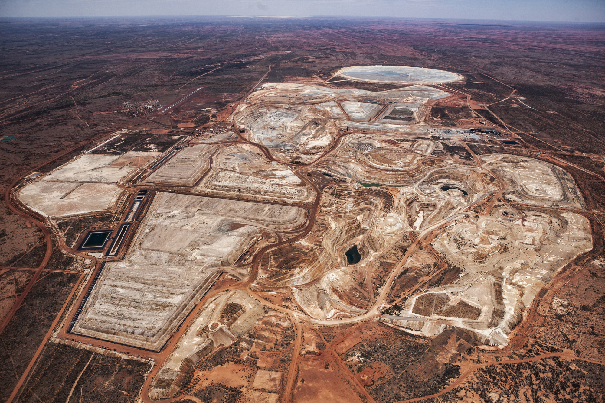 Impact of mining Global Road Technology
