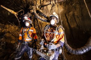 Mine worker safety Global Road Technology