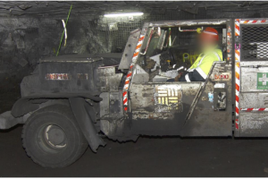 personnel vehicle incident