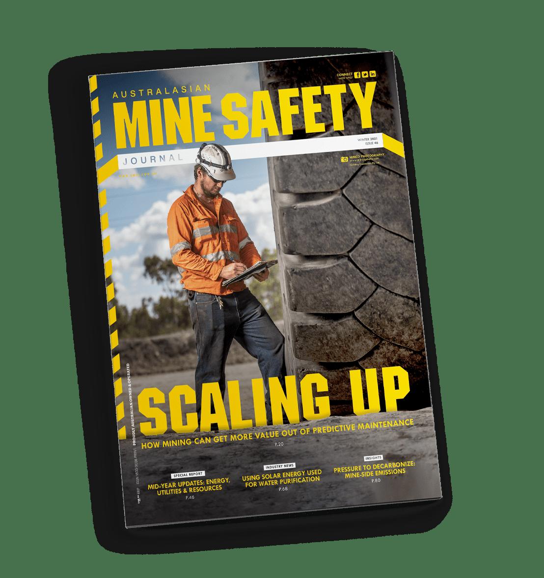 Australasian Mine Safety Journal Winter 2021
