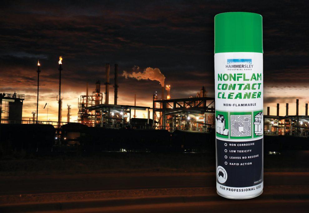 NonFlam Hammersley Australia Contact Cleaning Aerosols