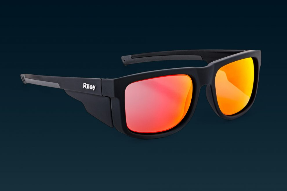 Safety Mate-Riley Eye Protection Mining